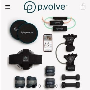 P.volve Ultimate Kit. Gently used, EUC